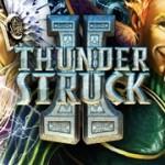 ThunderStruck II slot gratis